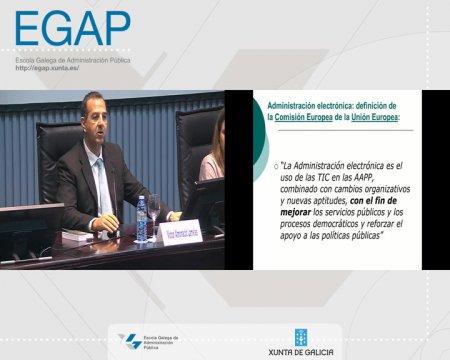 O funcionamento electrónico do sector público - parte 1 - As Leis 39/2015 e 40/2015 do Procedemento Administrativo Común (LPAC) e do Réxime Xurídico do Sector Público (LRXSP)